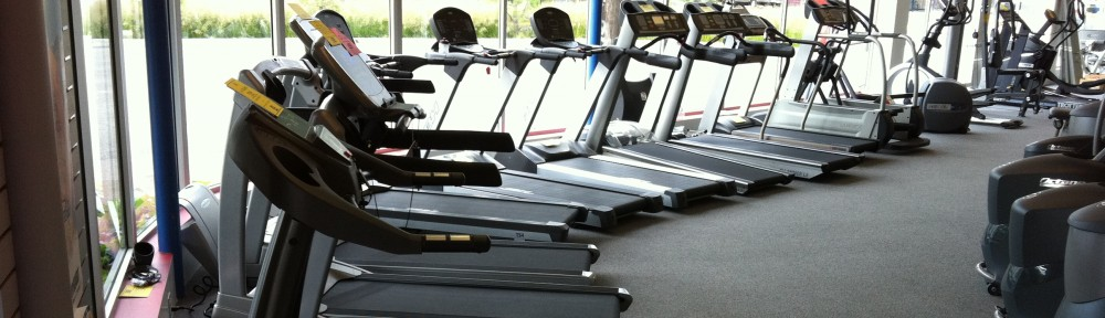 Go somewhere that has a lot of treadmills for you to try!